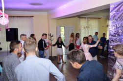 Pierwszy taniec z chrzestnym :)