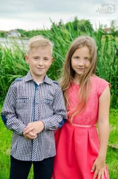 I Komunia Zuzia i Dawid 099